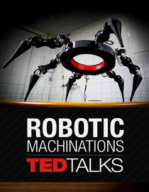 TEDTalks: Robotic Machinations: David Hanson: Robots That Show Emotion