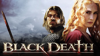 Netflix box art for Black Death