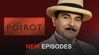 Netflix box art for Agatha Christie's Poirot - Series 12
