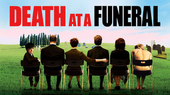 Netflix Box Art for Death at a Funeral