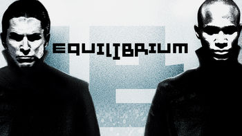 Netflix box art for Equilibrium