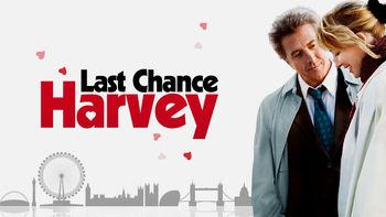 Netflix box art for Last Chance Harvey