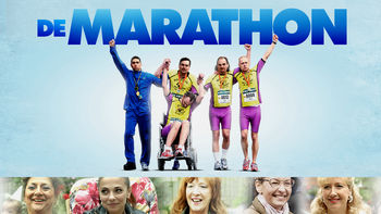 Netflix box art for De Marathon