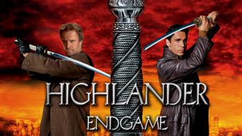 Netflix box art for Highlander: Endgame