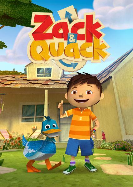 Zack and Quack Netflix ES (España)