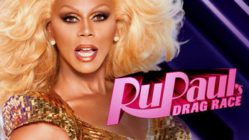 Netflix box art for RuPaul's Drag Race - Season 1