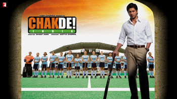 Netflix box art for Chak De! India