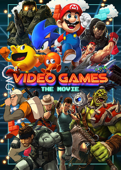 Video Games: The Movie Netflix UK (United Kingdom)