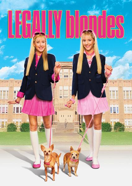 Legally Blondes Netflix UK (United Kingdom)