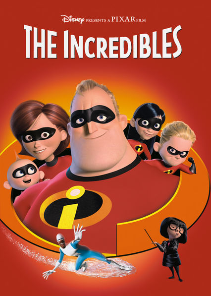 The Incredibles Netflix ES (España)