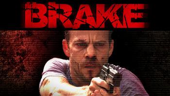 Netflix box art for Brake