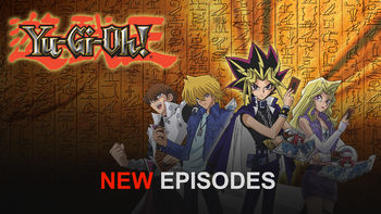 Netflix box art for Yu-Gi-Oh! - Season 1