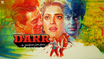 Netflix box art for Darr