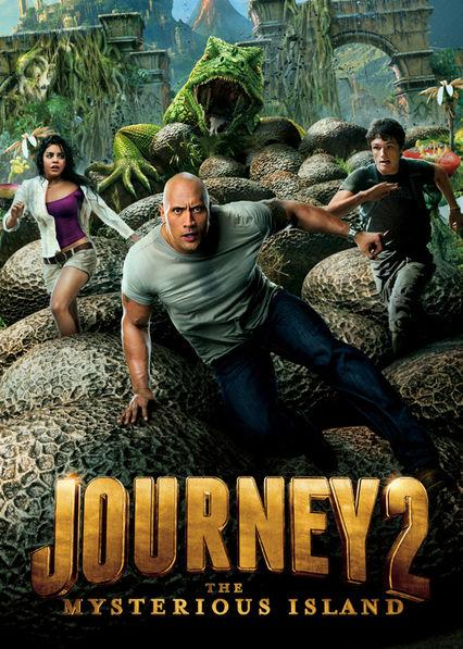 Journey 2: The Mysterious Island Netflix BR (Brazil)