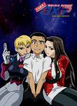 Tenchi Muyo GXP Poster