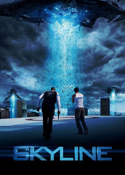 Skyline Netflix BR (Brazil)