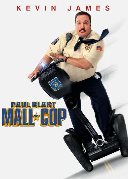 Paul Blart: Mall Cop Netflix ZA (South Africa)