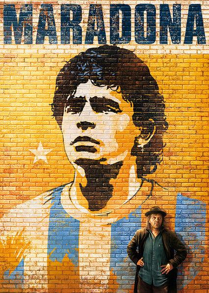 Maradona Netflix BR (Brazil)