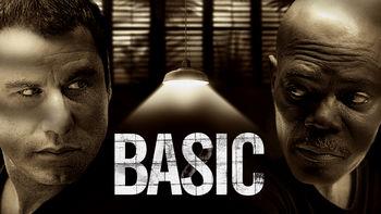 Netflix box art for Basic