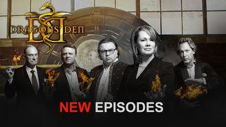 Netflix Box Art for Dragons' Den - Season 9