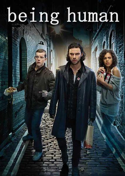Being Human (U.K.) Netflix BR (Brazil)