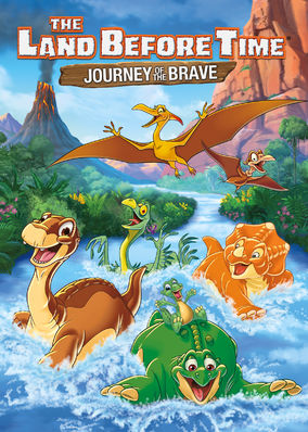 Land Before Time: Journey of the Brave, The