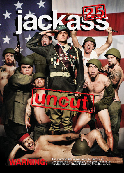 Jackass 2.5 Netflix AR (Argentina)