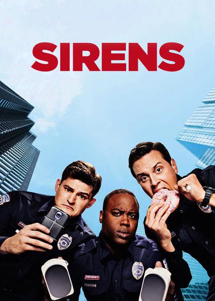 Sirens Netflix AR (Argentina)