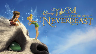 Netflix Box Art for Tinker Bell and the Legend of the...
