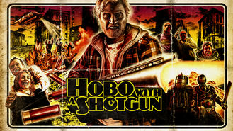 Netflix box art for Hobo with a Shotgun