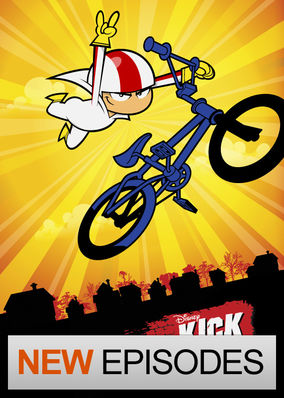 Kick Buttowski: Suburban Daredevil - Season 1