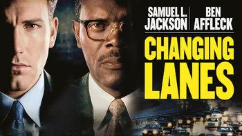 Netflix box art for Changing Lanes