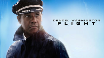Netflix box art for Flight