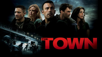 The Town (2010) on Netflix in the Netherlands
