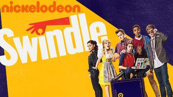 Netflix Box Art for Swindle