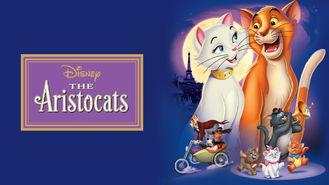 Netflix box art for The Aristocats