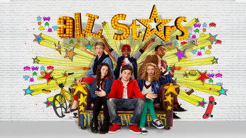 Netflix box art for All Stars