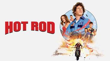 Netflix box art for Hot Rod