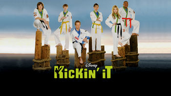 Netflix box art for Kickin' It - Season 1