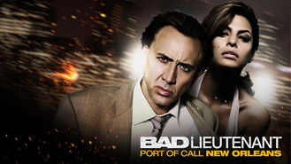 Netflix box art for Bad Lieutenant: Port of Call New Orleans