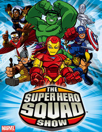 The Super Hero Squad Show: Season 2: So Pretty When They Explode!