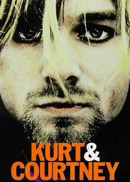 Kurt and Courtney Netflix BR (Brazil)
