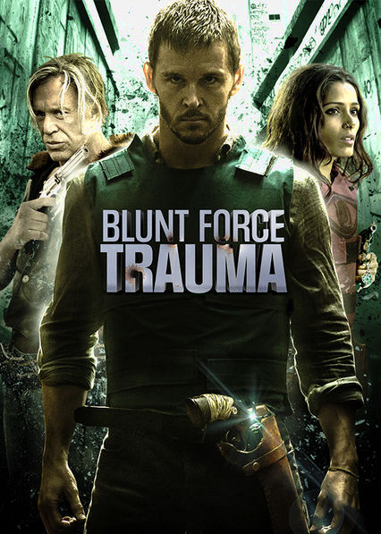 Blunt Force Trauma Netflix KR (South Korea)