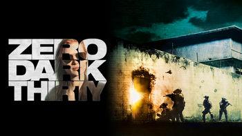 Netflix box art for Zero Dark Thirty