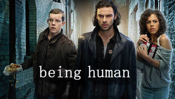 Netflix box art for Being Human (U.K.) - Series 1