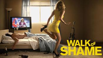 Netflix box art for Walk of Shame