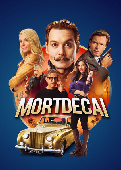 Mortdecai Netflix DO (Dominican Republic)