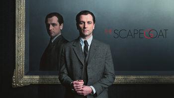 Netflix box art for The Scapegoat