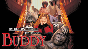 Netflix box art for Buddy