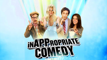 Netflix box art for InAPPropriate Comedy